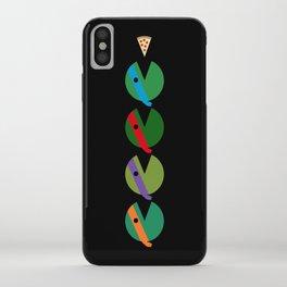 Pac-Turtles iPhone Case