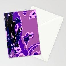 Purple Geisha Stationery Cards