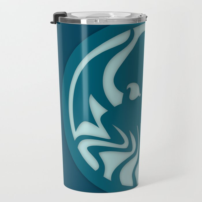 Myths & monsters: Cthulhu Travel Mug