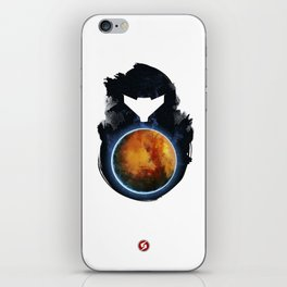 Metroid Prime iPhone Skin