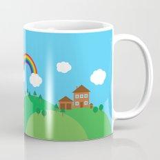 We Love This Place Mug