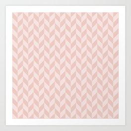 Quartzo Flag 2 Art Print