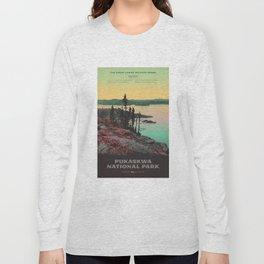 Pukaskwa National Park Long Sleeve T-shirt