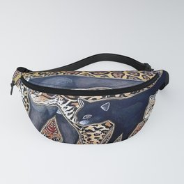 Big cats of Costa Rica Fanny Pack