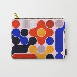 Mid-century no5 Carry-All Pouch