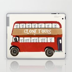 clone tours Laptop & iPad Skin