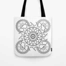 MM16 Tote Bag