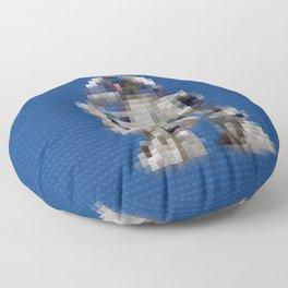R2D2 Droid - Legobricks Floor Pillow