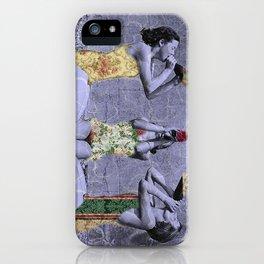 Les trois femmes iPhone Case