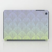 hologram iPad Cases featuring Hologram Scales by michiko_design