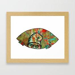 JAMMYYY Framed Art Print