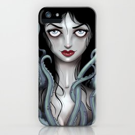 Come and See (dark variant) iPhone Case