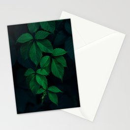 Leaves by Rodion Kutsaev Stationery Cards
