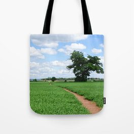 Herefordshire Countryside Tote Bag