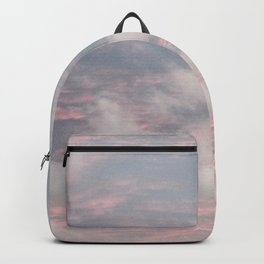 Cloud layers of Pink Backpack