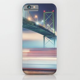 Underneath The Bridge iPhone Case