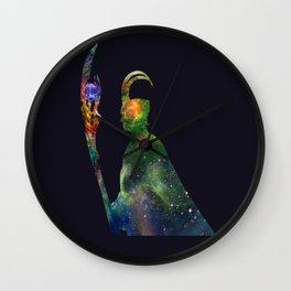 star loki Wall Clock