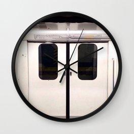 Rio de Janeiro Subway Wall Clock