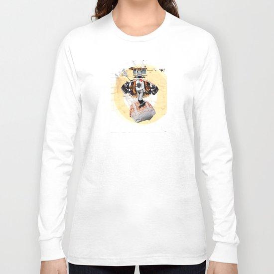 Satisfaction - WhiteVersion - DogKidCollage Long Sleeve T-shirt