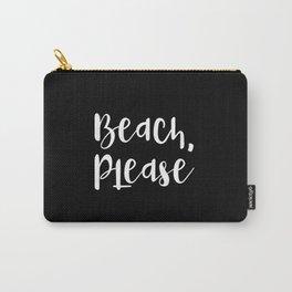 Beach, Please Carry-All Pouch