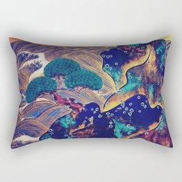 The Screen Vision of Siheniji Rectangular Pillow