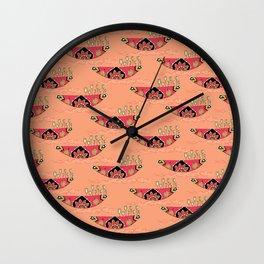 Shikaraboats Wall Clock