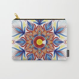 Colorado Mandala  Carry-All Pouch
