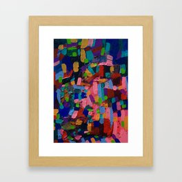 The Water Imagines Framed Art Print