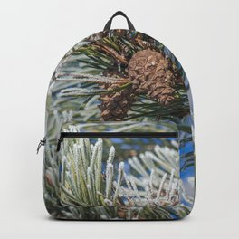 Christmas frost Backpack