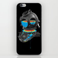 diver iPhone & iPod Skins featuring Diver No.12 by Eric Zelinski