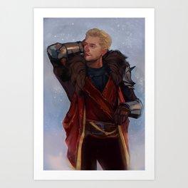 Cullen Art Print