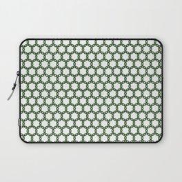 green chain Laptop Sleeve