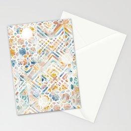 Mosaic Mashup Stationery Cards