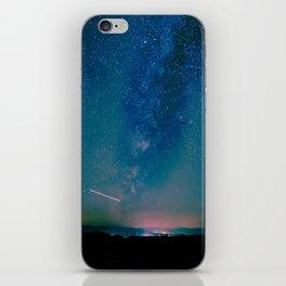 Desert Summer Milky Way iPhone Skin
