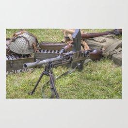 Bren Gun Rug