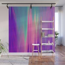 Beautiful Mermaid Colors Wall Mural