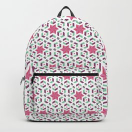 stars pattern 3 Backpack