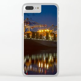 Mol Tradition Clear iPhone Case