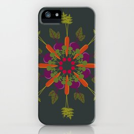 Vegetable Medley iPhone Case