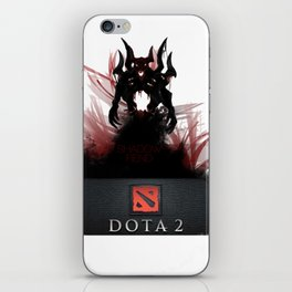 Shadowfiend Dota2 iPhone Skin