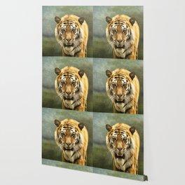 Drawing bengal tiger portrait Wallpaper
