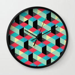 Isometrix 001 Wall Clock