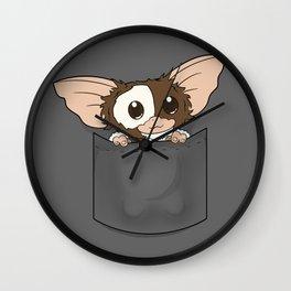 Pocket Gizmo (Mogwai) Wall Clock
