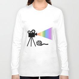 Old movies nostalgia Long Sleeve T-shirt