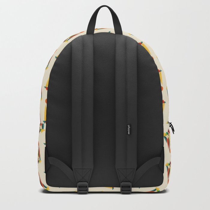 Bear In Whimsical Wild Backpack