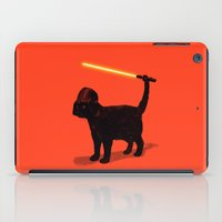 star iPad Cases featuring Cat Vader by nicebleed
