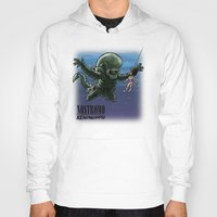 nirvana Hoodies featuring Nirvana : nevermind by Billy Allison