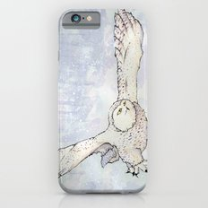 Snowy Owl Slim Case iPhone 6s