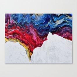 Glace Canvas Print