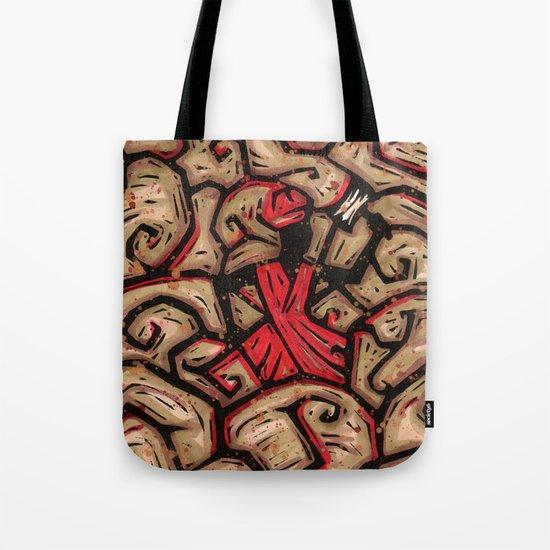 Orixás - Xango Tote Bag